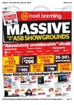 Noel Leeming ASB Showgrounds Sellout