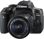 Canon EOS750D + 18-55 iCanon EOS 750D + 18-55 IS STM Lens S STM Lens - $799 ($699 After $100 Cashback) @ JB Hi-Fi - Black Friday