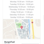 BurgerFuel Buy 1 Get 1 Free Whip