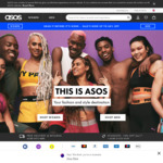 20% off Everything (Includes Sale Items) at ASOS