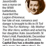 Win a Double Pass to My Mother The War Hero from The Dominion Post (Wellington)