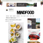 Win a Harraways Prize Pack (Worth $250) from Mindfood
