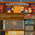 [PC & Mac] Free: Puzzle Chambers @ IndieGala