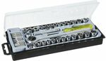 GV Tools Socket Set 40pc 1/4in & 3/8in Drive $6.99 @ Repco