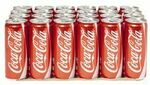 2 Pack of Coca Cola Cans 320ml 24 Pack for $30 @ The Warehouse