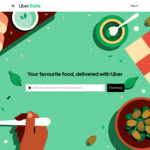 $15 off Uber Eats - Existing customers