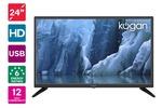 """Kogan 24"""" HD LED TV $139 Delivered @ Dick Smith / Kogan"""
