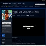Doodle God Ultimate Collection PS3 PSN Free - Pricing Error