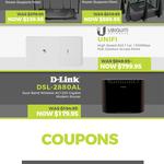 Computer Lounge: 10% off NetGear Brands; 20% off Noctua Fans; 20% off Nzxt Cases; 10% off Logitech Brands and more