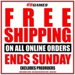 Free Shipping - No Min Spend @ EB Games