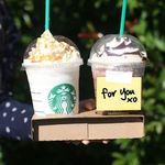 Starbucks Buy Any Frappuccino and Get Another Frappuccino for FREE between 3-5pm
