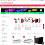 Cyber Monday @ The Warehouse