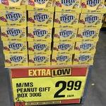 M&M Peanut 300g Box $2.99 @ Pak n Save