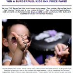 Win 1 of 5 BurgerFuel Kids Lunch Boxes, Family Meal Voucher & Family Movie Pass from BurgerFuel