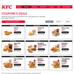 Top up (Gravy + Potato) $3, Quick Fix (Snack Burger + Chips) $4 + More Deals @ KFC