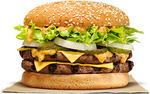 BOGOF Big King XL Burger $12.90, BOGOF Whopper Junior Burger $6.60 @ Burger King