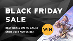 [PC] LEGO Star Wars: The Complete Saga $7.64, Overcooked $5, Planet Coaster $26 & More (Black Friday Sale) @ Gamemaster