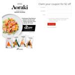 $2 off Aoraki Salmon Coupon @ The Coupon Company