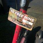 Free 10mins @ Flamingo Scooters