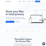 2 TB Cloud Storage for 1 year Free @ Internxt