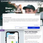 Free Parking Session with Parkable App