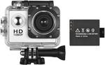 Mini Sports DV VGA HD Action Camera Web Cam $8.99 USD (~$13.93 NZD) + Free Shipping @ TOMTOP.com