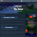 [PC/MAC/LINUX] Free: Myrne: The Quest (Normally $10.99) @ Indiegala