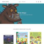40% off All Children's Books @ Book Steps - Children's Book Store