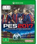 [XB1/PS4] Pro Evolution Soccer 2017 for $9 with Free Shipping @ JB Hi-Fi