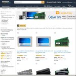 Amazon - Upto 70% off Selected Crucial and Lexar Memory Products (SSD, RAM etc)