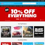 10% off Everything @ NZGameShop