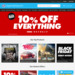 10% off Everything @ NZGameShop