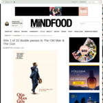 Win 1 of 10 Double Passes to The Old Man & The Gun from Mindfood