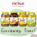 OLL-MALL.COM September Giveaway - Win marmalade Tea set