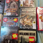 Assorted DVD's $0.97 @ The Warehouse, Manukau