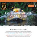 Buy 2 get 2 @ Kaitiaki Adventures (min 4 ppl) (Rotorua)