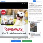 Win a Tumeke Friend Treats Pack and a $50 Pet.co.nz Voucher from Pet.co.nz