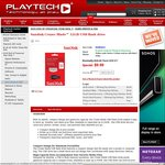 SanDisk Cruzer Blade™ 32GB USB Flash Drive $9.99 ($13.89 Shipped) @ Playtech
