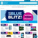 Blue Blitz: iPhone 6 64GB $899 (Save $300), Skinny Eclipse V812 Smartphone $19 + More @ Warehouse Stationery