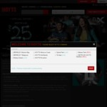 HOYTS $25 LUX Tickets for a Limited Time Only