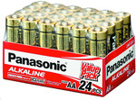 Panasonic AA 24 Pack - $12.59 @ PBTech ($10.70 with N3 discount / Coupon for free shipping)