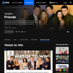Win a Trip to the 'Friends' 25th Anniversary New York Pop-up Event from TVNZ