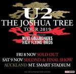 Win Double Passes to U2 Concert (Auckland) from NZ Herald