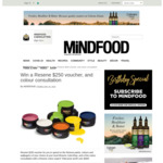 Win a Resene $250 Voucher with Colour Consultation from Mindfood