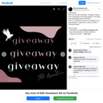 Win a Logo Tidy up Package Deal (Worth $155) from Elite Assistance