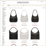 OROTON - up to 70% off. $20 AUD Shipping to NZ, Free Shipping over $300 AUD