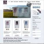 Inline Nutrition Whey Protein - Free Sample