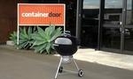 Weber Premium Charcoal Kettle BBQ 22 Inch. $299 (RRP $429- $500) @ Container Door