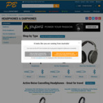 VIP Pricing for All Wireless Headphones @ PB Tech