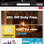 21% off Flash Sale @ Aelia Duty Free